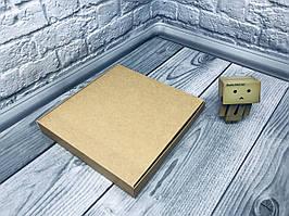 *10 шт* / Коробка для пряников / 230х230х30 мм / Крафт / б.о.