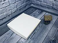 *10 шт* / Коробка для пряников / 230х230х30 мм / Молочн / б.о., фото 1