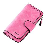 Жіноче портмоне, гаманець, клатч Baellerry Forever N2345 Малиновий, фото 1