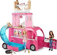 Кемпер трейлер для путешествий Барби Barbie Pop-up Camper