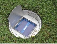Повітряний фільтр для очищення повітря від каналізаційних газів Вейджер США №3000 під кришку люка, фото 2