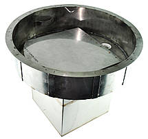 Повітряний фільтр для очищення повітря від каналізаційних газів Вейджер США №3000 під кришку люка, фото 3
