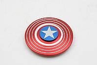Спиннер - Капитан Америка (красный), фото 1