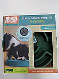 Миска-лабіринт для собак Slow Maze Feeder, миска для собак для повільного годування Animal Planet, фото 5