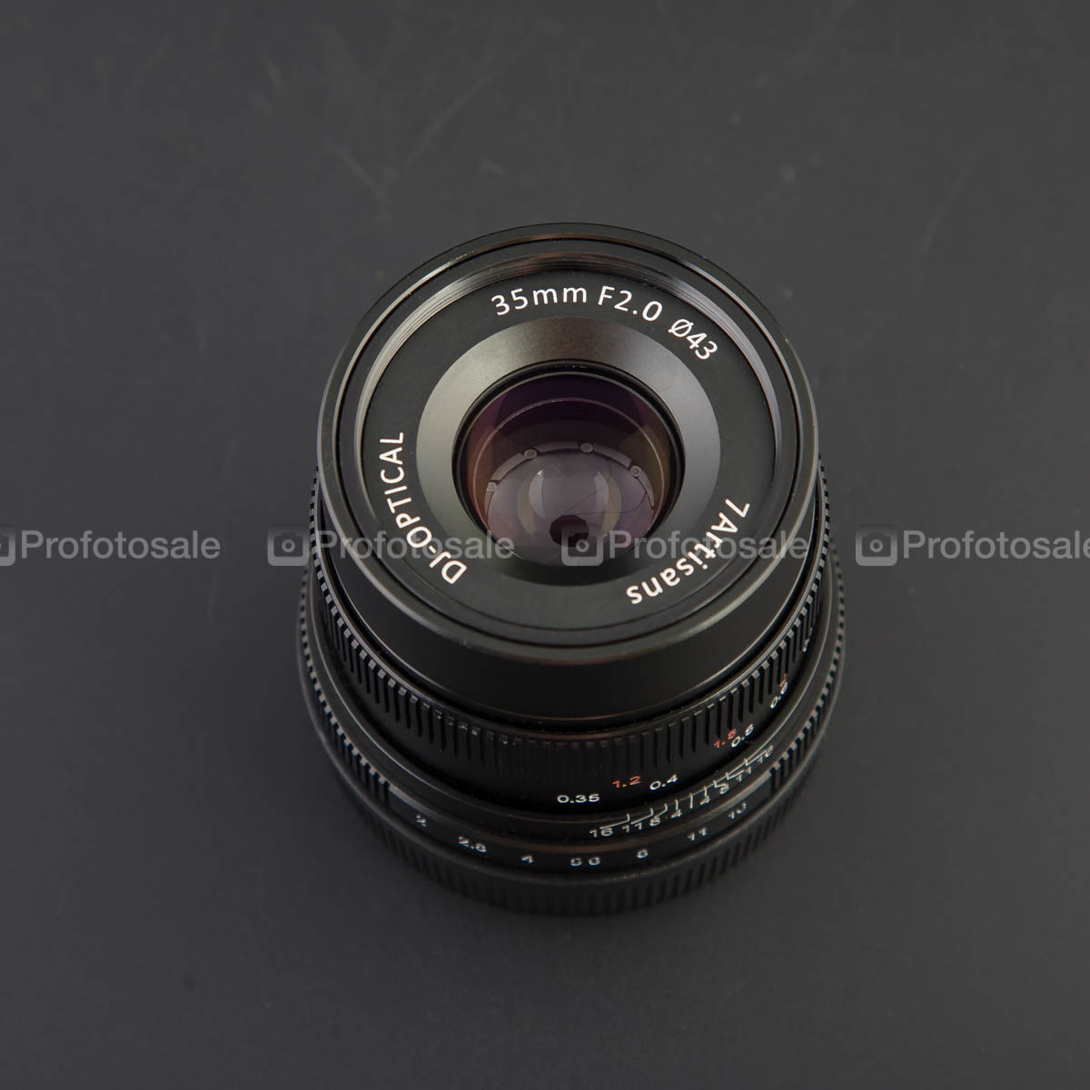 7Artisans 35mm 2,0 для Sony E