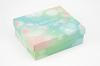 """Коробка """"Компакт"""" М0047-о11 """"Happiness!"""", размер: 140*120*50 мм, фото 1"""