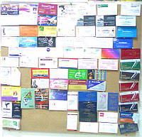 Изготовление визиток (визитных карточек)