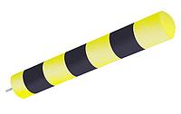 Резиновый парковочный (ограничительный) столбик Ø125хh600