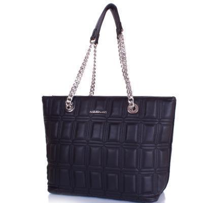 Сумка повседневная (шоппер) Amelie Galanti Женская сумка из качественного кожезаменителя AMELIE GALANTI (АМЕЛИ ГАЛАНТИ) A981148-black