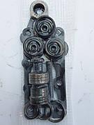 Клапан переливной ремкомплект  гидрорасределителя Р-80, МТЗ,ЮМЗ,Т-40