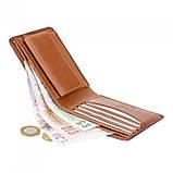 Гаманець чоловічий Visconti TR30 Raffle c RFID (Brown Tan), фото 2