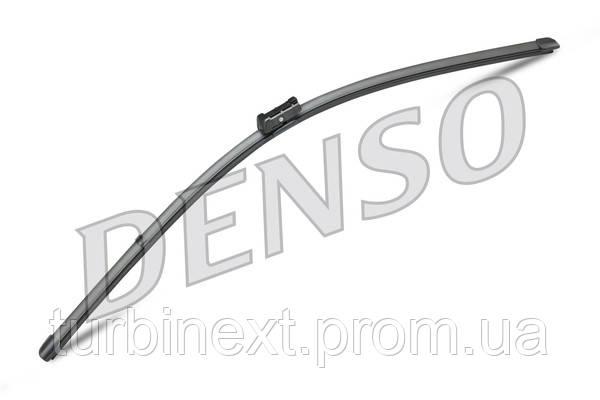 БЕЗКАРКАСНІ щітки склоочисника 600/500 MM AUDI A5 (07-), VW TIGUAN (07-) DENSO DF100