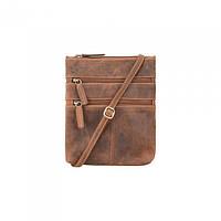 Сумка Visconti 18606 Slim Bag (Oil Tan), фото 1