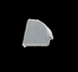 Заглушка UKRLed для углового профиля ЛПУ-17 без отверстия