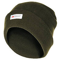 Зимова шапка акрил+Thinsulate, олива. Німеччина MFH.