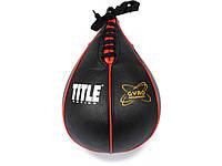 Боксерская Пневматическая груша TITLE Boxing Gyro Balanced Speed Bags