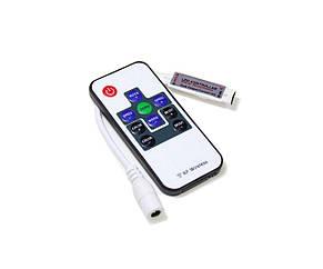 "Мини-контроллер UkrLed RF-пульт 10 кнопок гнездо ""мама"" (329)"
