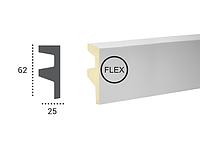 LED профили Tesori KF 501 Flexi,лепной декор из полиуретана.