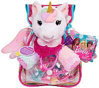 Барби единорог с набором врача Barbie Unicorn Pet Doctor, Multicolor