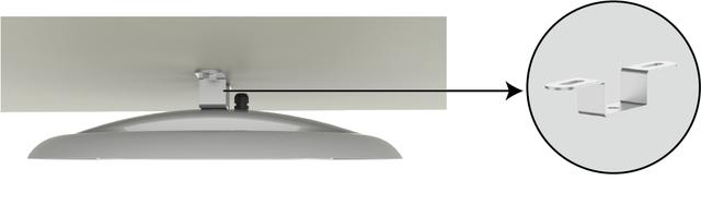 Космос СО Halo светодиодный подвесной светильник - подвес