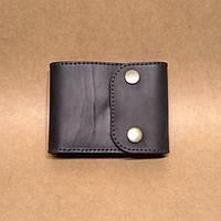 Кожаный кошелек. Портмоне из натуральной кожи., фото 1