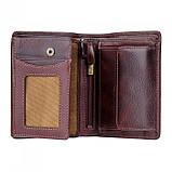 Гаманець чоловічий Visconti TSC44 Lucca c RFID (Brown), фото 3