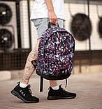 Городской рюкзак South Graf, рюкзак с принтом, фото 2