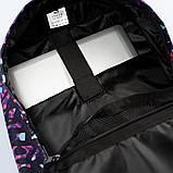 Городской рюкзак South Graf, рюкзак с принтом, фото 7