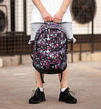 Городской рюкзак South Graf, рюкзак с принтом, фото 5