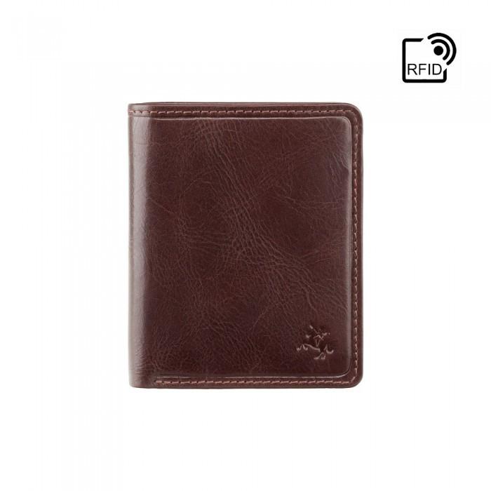 Гаманець чоловічий Visconti TSC39 Xavi c RFID (Brown)