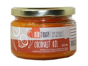 Кокосовое масло со вкусом паприки, чили и чеснока