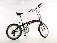 Складаний велосипед 7-швидк. + сумка. Німецький