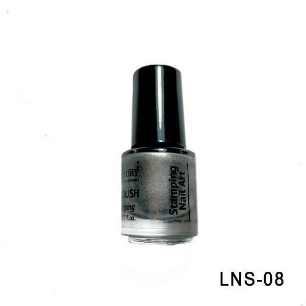 Лак для «Stamping Nail Art». LNS-08