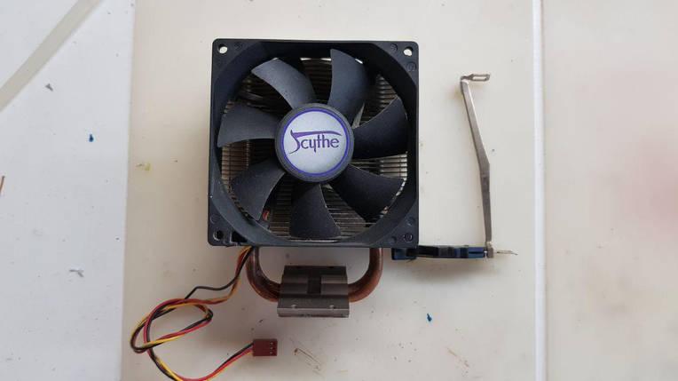 Система охлаждения башенное Scythe AM2+ AM2 AM3 AM3+ FM1 FM2 FM2+ , фото 2