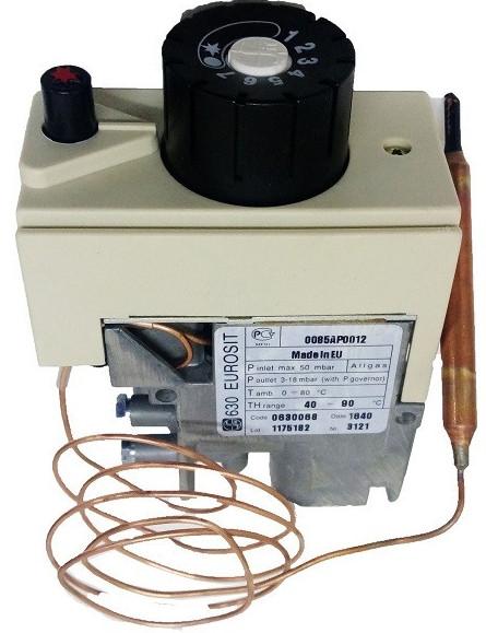 Газовая автоматика EURO SIT Евросит 630  для котлов (Италия)