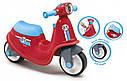 Детский мотоцикл беговел толокар Smoby красный 721003, фото 2