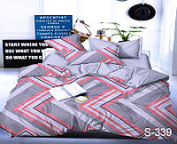 Комплекты постельного белья с компаньоном сатин люкс S339
