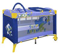 Детский игровой манеж-кровать ARENA 2 layer plus