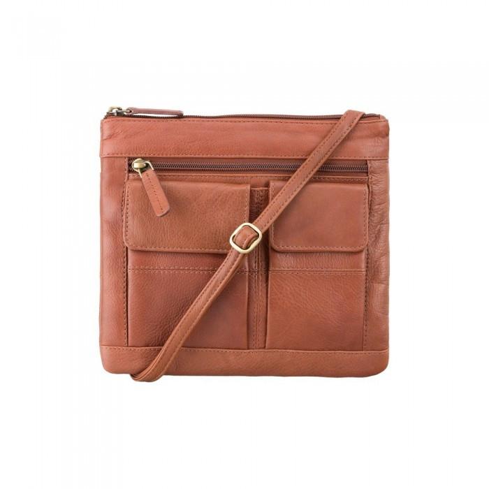 Сумка Visconti 18608 Slim Bag (Brown)