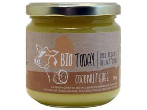 Масло гхи и кокосовое 300 г