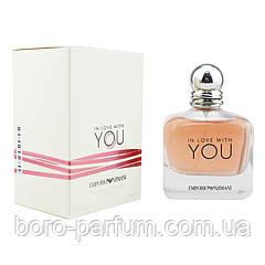 Женская парфюмированная вода Giorgio Armani Emporio Armani In Love with you