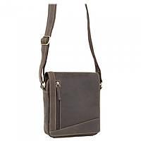Сумка мужская Visconti S7 Messenger Bag A5 (Oil Brown), фото 1