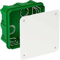 Распределительная коробка для сплошных стен 100x100x50 мм (IMT35122)
