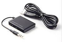 Беспроводный блютуз трансмиттер для ТВ Bluetooth наушники 3.5 мм TV