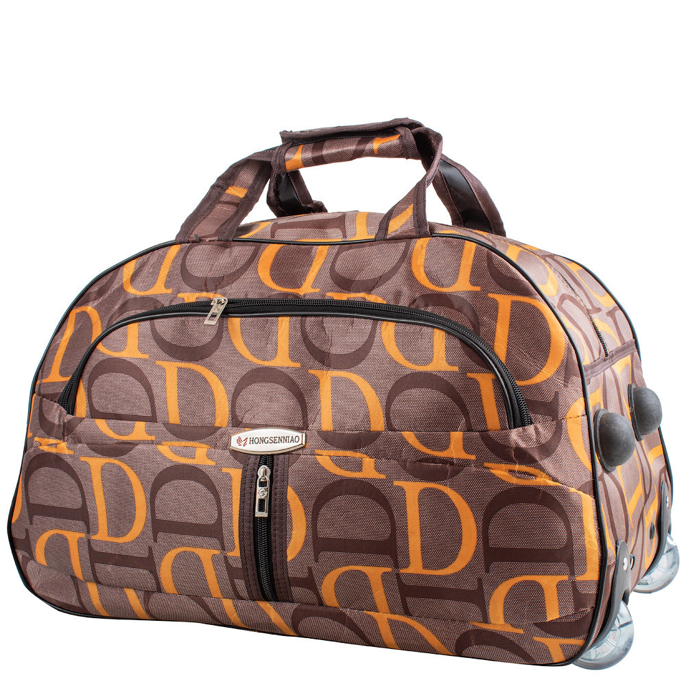 Сумка дорожная HONGSENNIAO Дорожная сумка маленькая на 2-х колесах HONGSENNIAO DET1901S-14