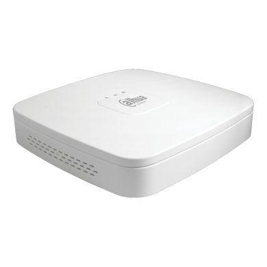 Регистратор видео 4-х канальный Penta-Brid 1080p Smart 1U видеорегистратор DH-XVR5104C-X