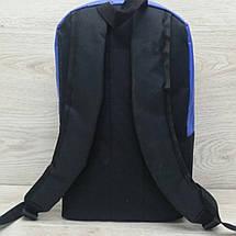 Рюкзак спортивный converse голубой, фото 2
