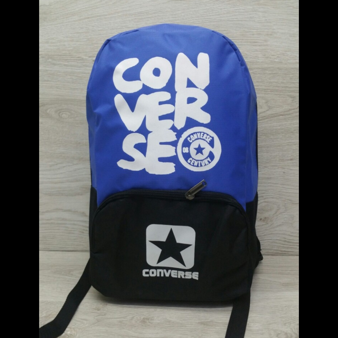 Рюкзак спортивный converse голубой