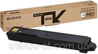 Заправка Kyocera TK-8115K для принтера Kyocera  ECOSYS M8124, M8130idn