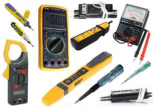 Электроизмерительные приборы и инструменты